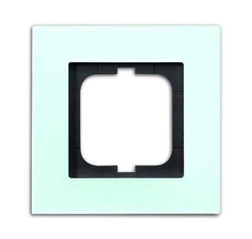 Preisvergleich Produktbild Busch-Jaeger 1721-810 Rahmen 1-fach Glas weiß