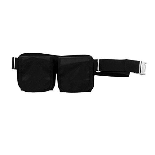 Gazechimp Equipo de Cinturón de Peso Desmontable Buceo Hebilla 5 Bols