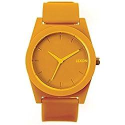 Lexon Watch Spring Orange
