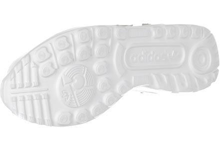 Adidas Zx Flux Adi Verve Femme Baskets Mode Blanc weiss