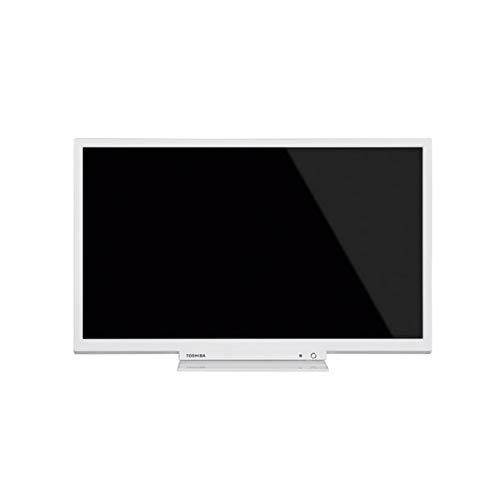 Televisione Toshiba 24W1754DG 24' HD LED 27W Bianco