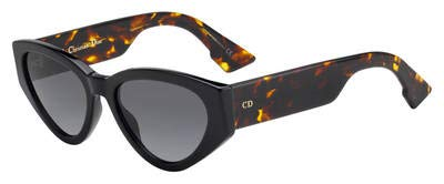 DIORSPIRIT2 807 BLACK/HAVANA SPIRIT 2 SUNGLASSES