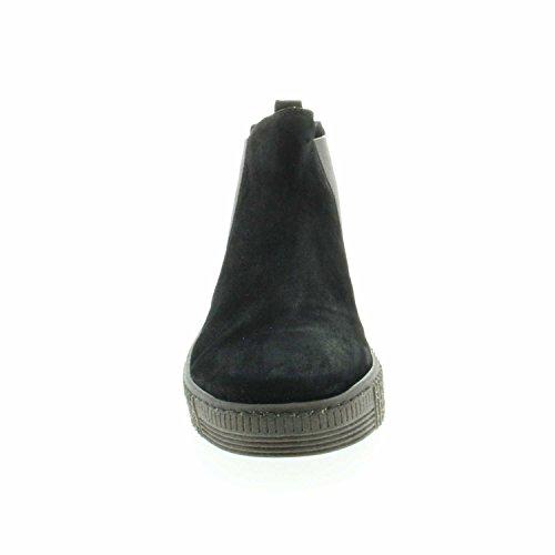 Gabor 7373181, Bottes pour Femme Noir