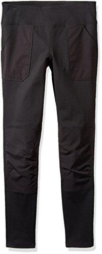 Carhartt Women's Tall Size Force Utility Legging, Black, XXL (Tall Womens Leggings)