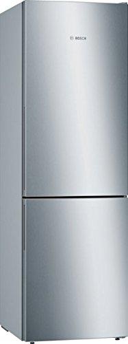 Bosch KGE36VL4A Kühl-Gefrier-Kombination / A+++ / 186 cm / 161 kWh/Jahr / 217 L Kühlteil / 95 L Gefrierteil / Super-Kühlen