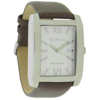 Ben Sherman Men's Watch R422 With Brown Leather Strap