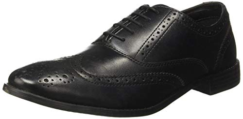 Bond Street by (Red Tape) Men's Black Formal Shoes - 9 UK/India...