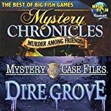 Encore V00815Mystery Fall Dateien Dire Grove Crom JC