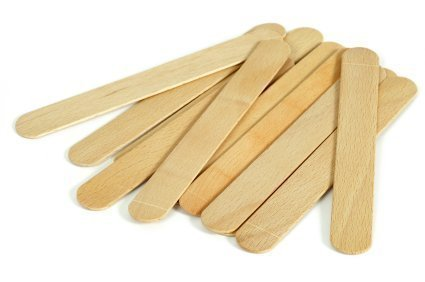 Waxing Spatulas - Thick - Bag of 100