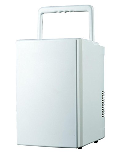 XW 18L Kleinen Haushalt Wohnheim Gefrierschrank Tragbaren Auto Kühlschrank , White,white