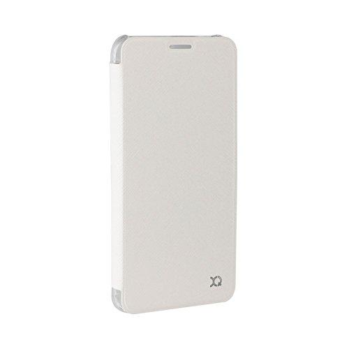 Xqisit Adour rabat pour iPhone 6/6S-Camel Blanc