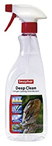 Beaphar Deep Clean Disinfectant For Reptiles 500ml