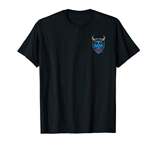 a Maske / T-Shirt / Japan / Tattoo Style ()