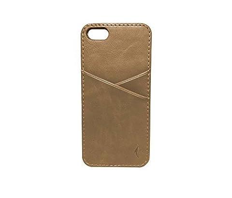 Flipper fl5,5Sleathercml Leather case/Back Pocket For Apple Iphone 5/5s