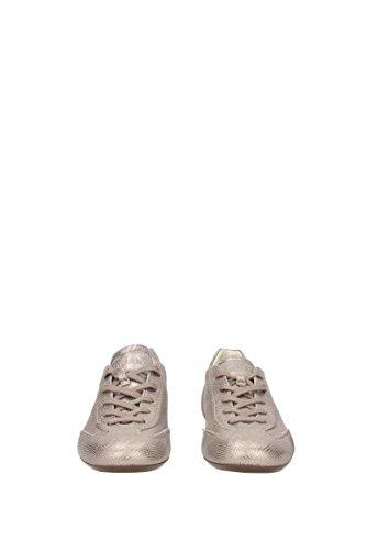 Hogan Sneakers OLYMPIA Donna - Pelle (HXW052000417HV) EU Beige