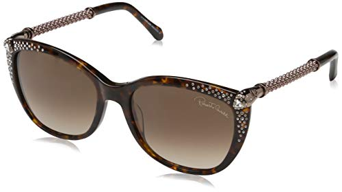 Roberto Cavalli Damen Sunglasses Rc978S 52F 55 Sonnenbrille, Braun,