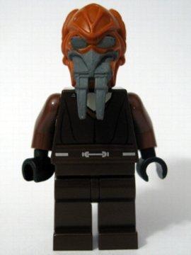LEGO Star Wars: Plo Koon Minifigur