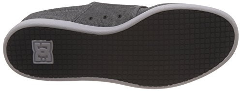 DC Shoes  Herren Schuhe Haven Tx Se, Chaussures de Skateboard Homme Gris (Gray Ash GRA)