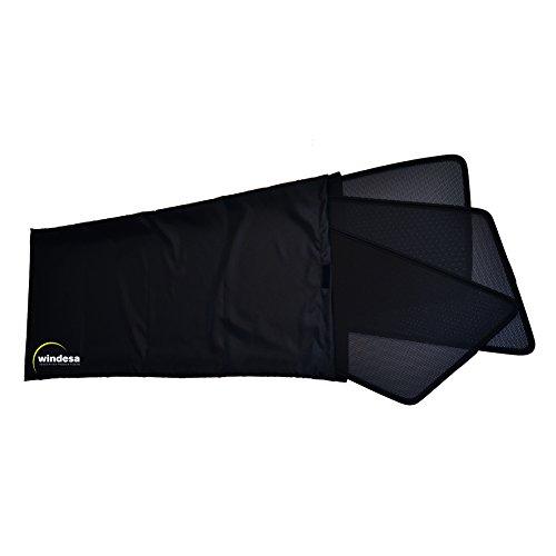 Preisvergleich Produktbild Sonniboy Auto Sonnen- und Sichtschutz 5-teiliges Set mit Tasche