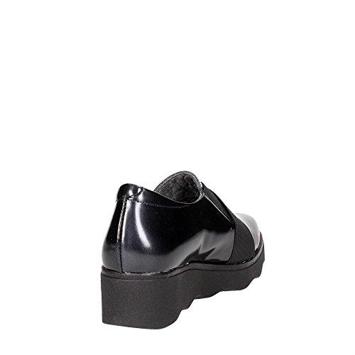 PITILLOS 1325 Slip-On Chaussures Femme Noir