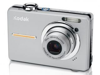 Kodak Easyshare 8 (Kodak C763 Digitalkamera (7 Megapixel, 3-Fach Opt. Zoom, 6,4 cm (2,5 Zoll) Display))