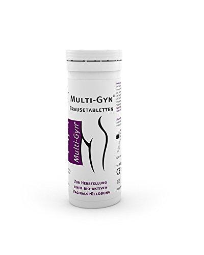 Multi-Gyn Brausetabletten Spar-Set 2x10St. Ideal zur Herstellung einer scheidengeeigneten Spüllösung