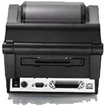 Bixolon SLP-DX420 - Impresora de etiquetas, térmica directa de escritorio, 203dpi, con interfaz para conexión de red, Ethernet, serial, USB, negro