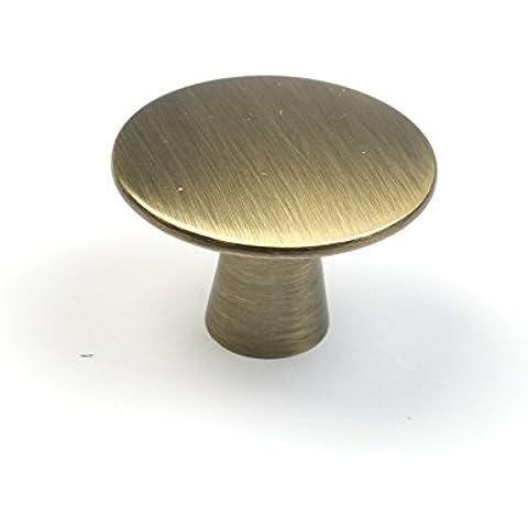 Antico di alta qualità unico foro Tsing bronzo spazzolato in