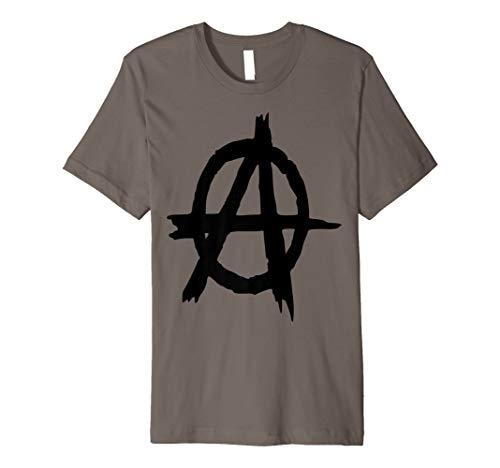 Anarchie Philosophie T Shirt (Anarchie-shirt Für Frauen)
