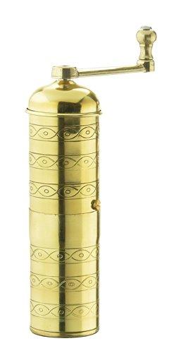 Zassenhaus 0000041002 Mokkamühle Havanna, Messing, Gold, 1,000 x 1,000 x 1,000 cm