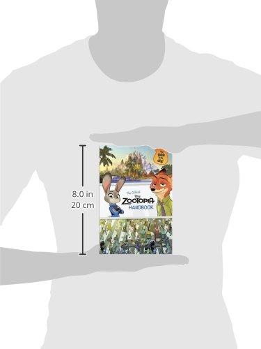 Zootopia: The Official Handbook (Disney Zootopia) (Essential Guide)