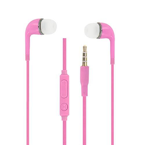 Unbekannt In-Ear-Kopfhörer, hochwertig, Silikon, sehr komfortabel, Geräuschisolierend,