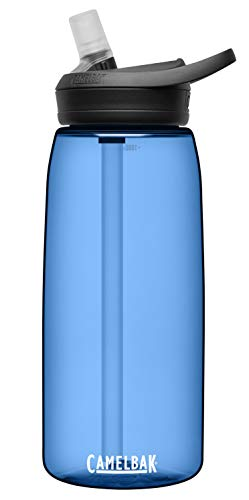 CamelBak Unisex- Erwachsene Trinkflasche Eddy+, Blau, 1000 ml -