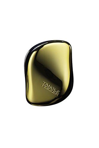 Tangle Teezer Compact Styler Haarbürste, Gold, 1er Pack (1 x 1 Stück)