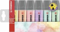 STABILO BOSS Original Pastel Highlighter - Assorted Colours