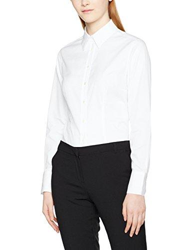 Van Laack Faya-NOS, Camicia Donna Weiß (weiß 000)