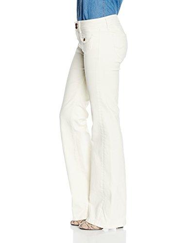 Pepe Jeans London Damen Hose Powers Beige (Ivory 804)