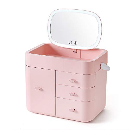 DEQIAODE Joyero - Caja Joyero cosmética multifunción