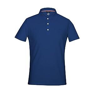 Jeff Green Herren Atmungsaktives Funktions Poloshirt Eclipse