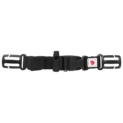 FJÄLLRÄVEN Chest Strap Long Brustgurt, Black, 20 cm Strap-mini