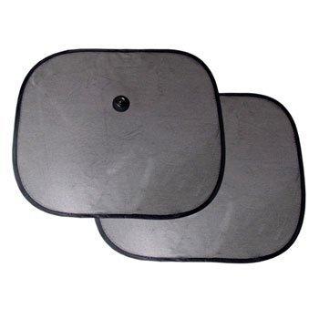 Seite Fenster Auto Sonnenschutz (Rechteck) - Packung zu 2 (Rechteck Lampenschirme)