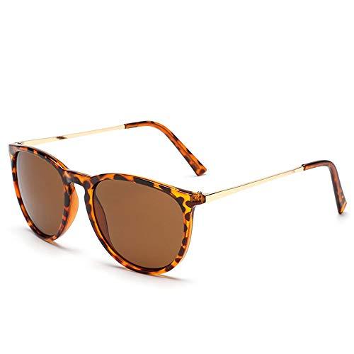 CCMOO 2018 Retro Männlichen Runde Sonnenbrille Frauen Männer Markendesigner Sonnenbrille für Frauen Legierung Spiegel Sonnenbrille-3