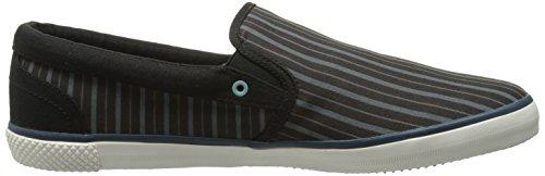 Helly Hansen Skagerak Slip-On, Chaussures de Sport Homme Noir / gris (991 noir / gris arctique / brume)