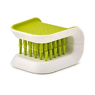 Tempshop Essstäbchen Gabel Geschirr-Reinigungsbürsten Küchenbedarf Reinigungsgerät grüner Pinsel grün