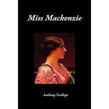 [(Miss Mackenzie)] [By (author) Anthony Trollope] published on (November, 2009)