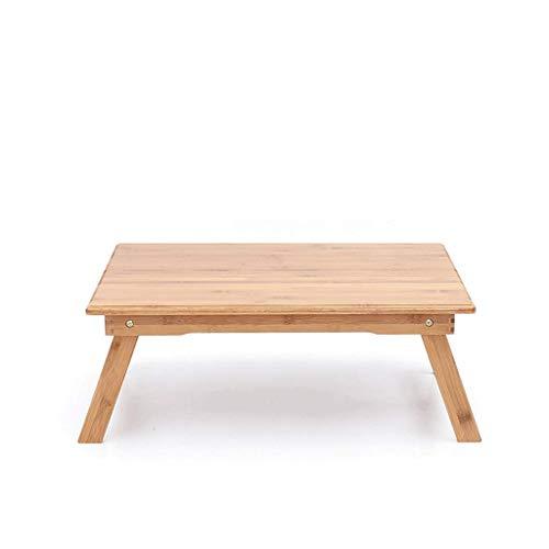 WZLDP Klapptisch Student Tisch verstellbare Klapptisch Student kleinen Schreibtisch Faltbar