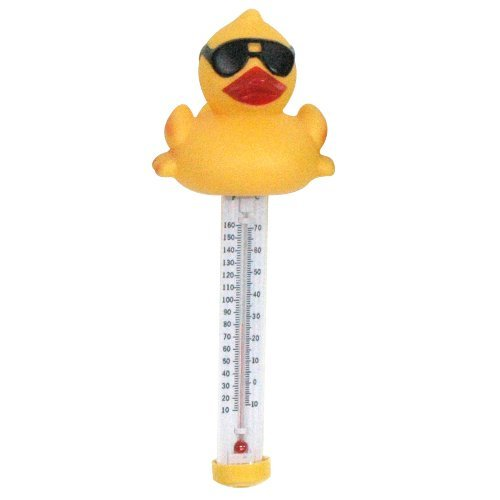 Game 7000Derby anatra spa e piscina termometro da giardino, prato, fontana, manutenzione