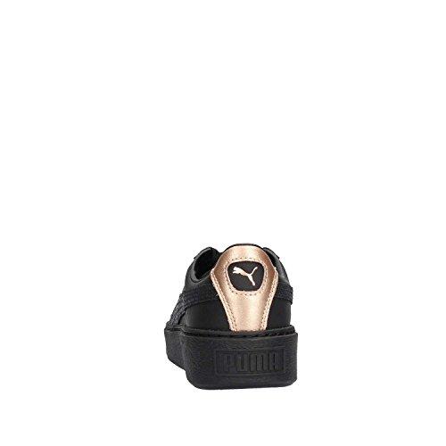 Puma Basket Platform Euphoria RG 36681401, Scarpe Sportive Nero