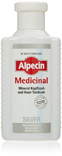 Alpecin Medicinal Silver Tonikum, 200 ml -