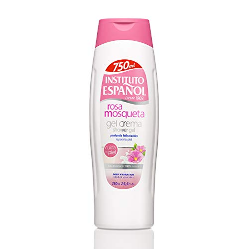 Instituto Español Gel Ducha Rosa Mosqueta - 750 ml
